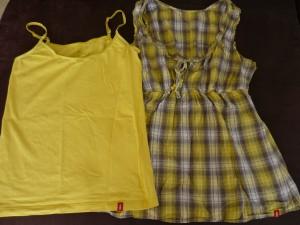 ensemble jaune edc 1