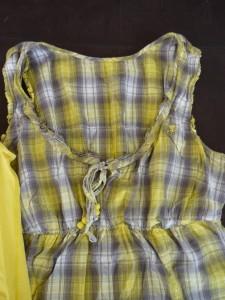ensemble jaune EDC dans Femme : T shirts ensemble-jaune-edc-2-225x300